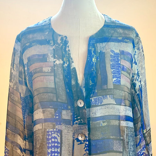 Von Troska Bliss Printed Jacket