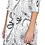 Thumbnail: Alquema 3/4 slv Smash Dress