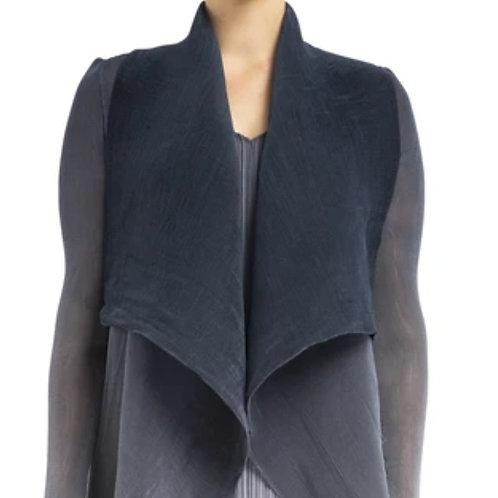 Alquema Collare Pleated Jacket