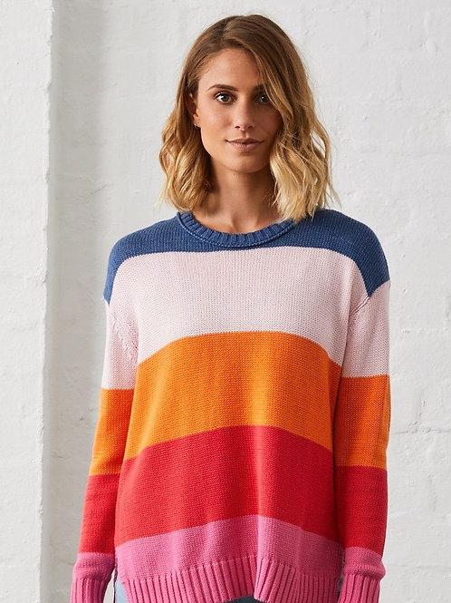 Z & P  Mia Stripe Pullover