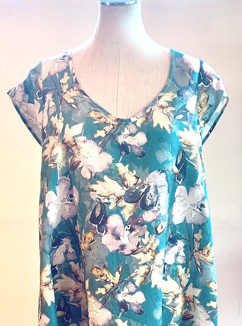 Von Troska Lula Print Dress
