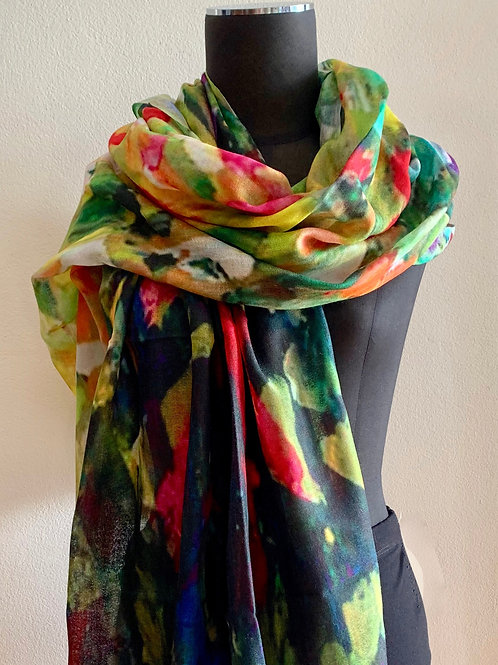 Von Troska Wool/Silk Scarf 2 UFSW