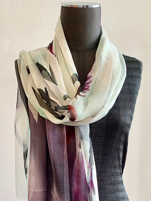 Directions Best of My Love Modal Silk Scarf