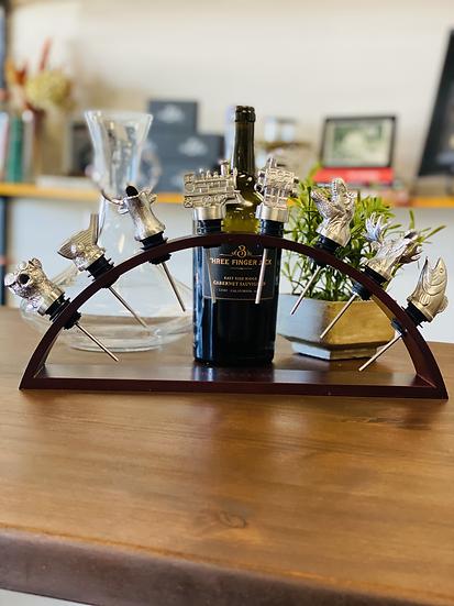Menagerie Wine Aerator & Pourer
