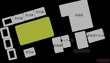 ふれあいセンター施設マップ