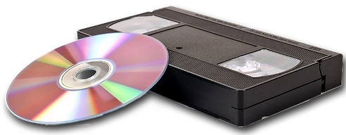 Fargo VHS to DVD