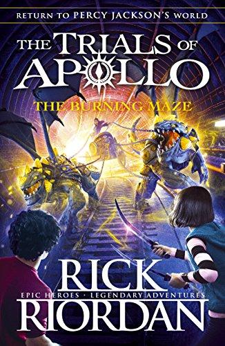 Trials of Apollo: Burning Maze