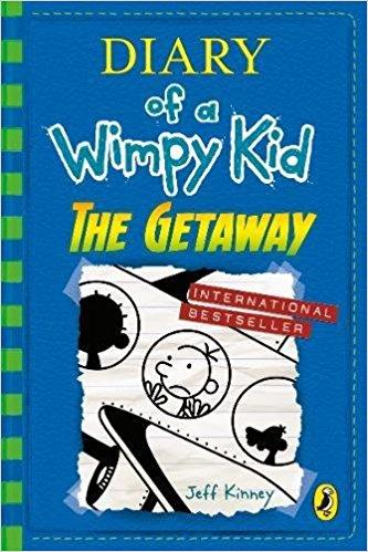 Wimpy Kid - The Getaway