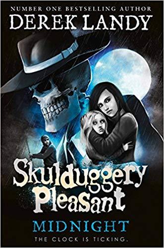 Skulduggery Pleasant: Midnight