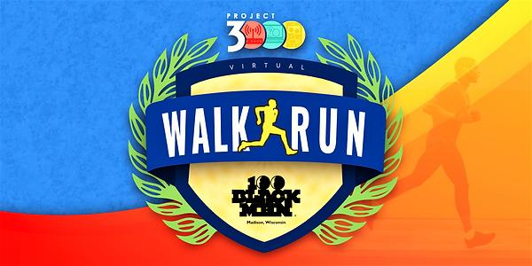 Virtual Walk Run 2020 Eventbrite Banner