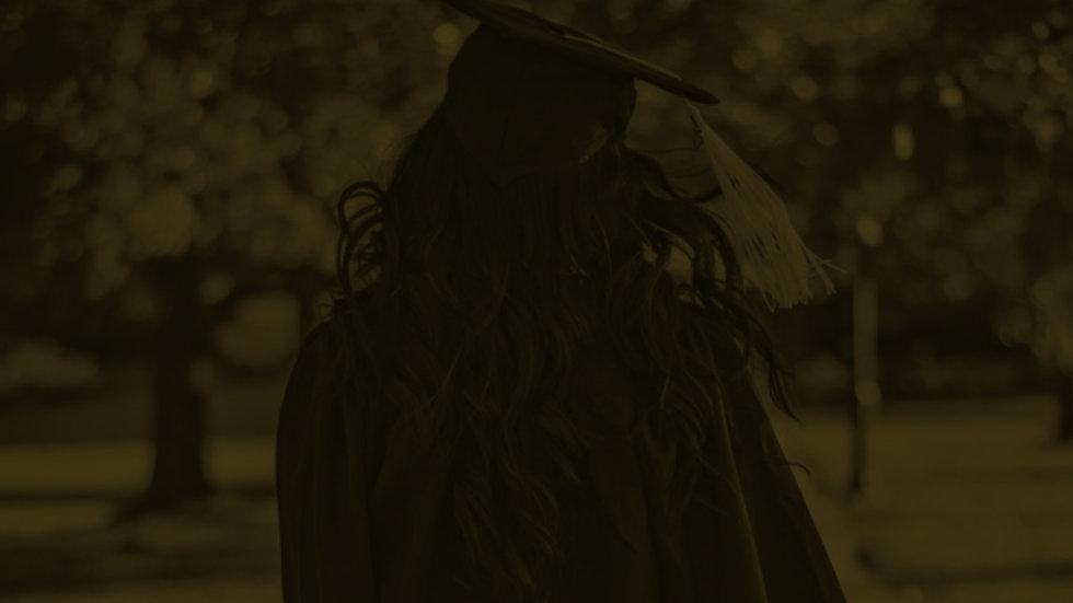 Girl Cap Gown Behind DUOTONE.jpg