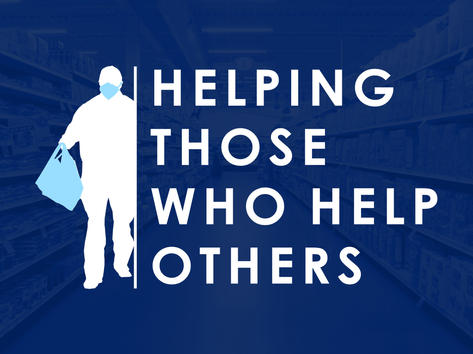 Helping Those Who Help Others
