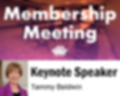 February Membership Meeting Banner FINAL