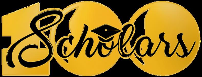 100 Scholars NEW Logo SHINY GOLD.png