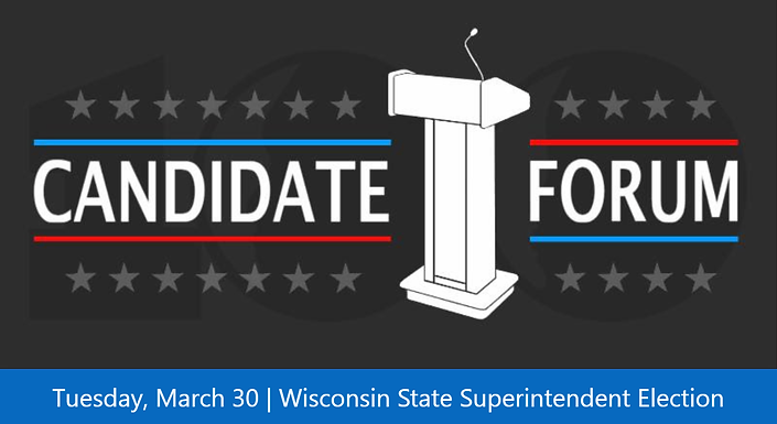 March 30 Tuesday Candidate Forum 2021 WE