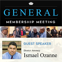 February General Membership Meeting 2020