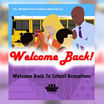 Welcome Back To School Receptions 2019 S