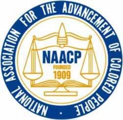 NAACP Dane County Logo