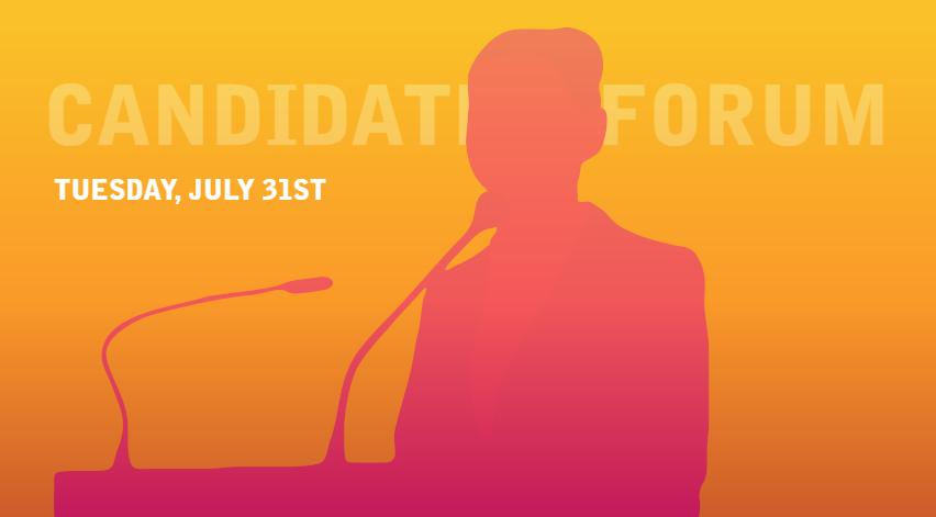 July Candidate Forum FINAL Header - MR1.