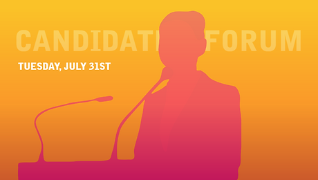 July Candidate Forum FINAL Header - MR1.