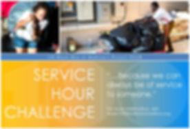 Service Hour Challenge Header Pic - Sept