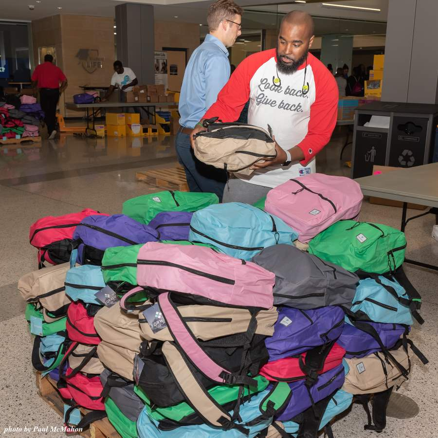 Backpack Stuffing Party 2018 - 27