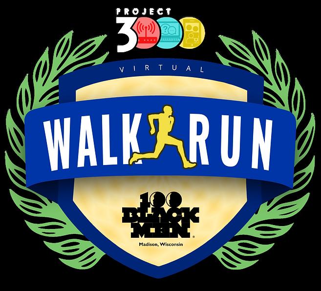 Project 3000 Virtual Walk and Run 2020 L