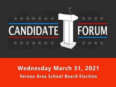 Wednesday Candidate Forum