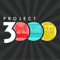 Project 3000 Logo BG BLACK SQUARE.jpg