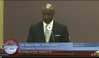 July Candidate Forum Video Placeholder.j
