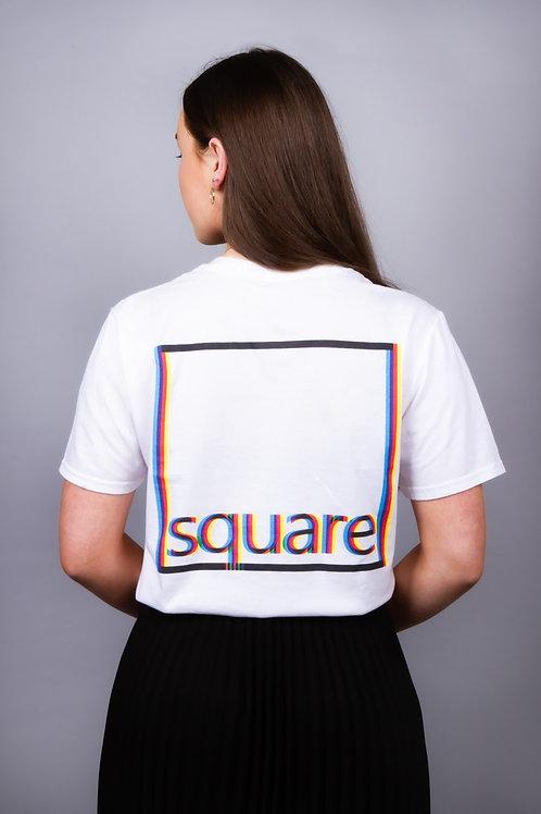 Square CYMK T-Shirt