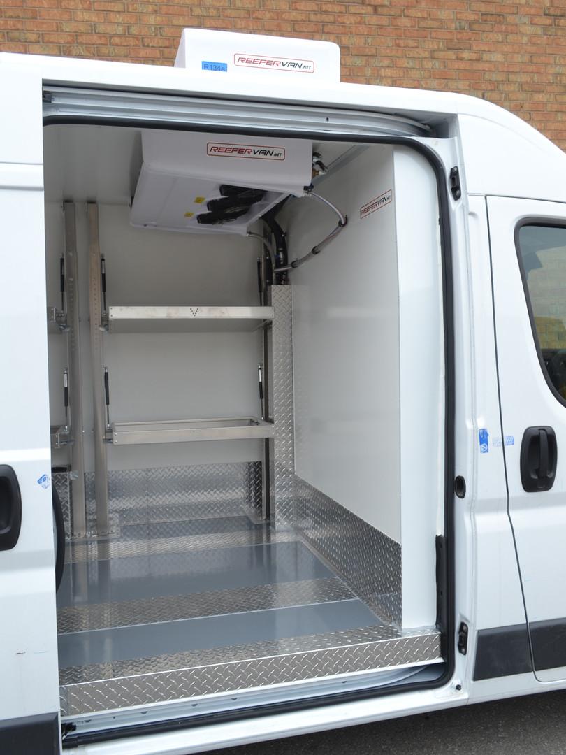 Promaster Reefervan - Refrigerated Van