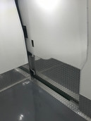 Transit High Roof Reefervan