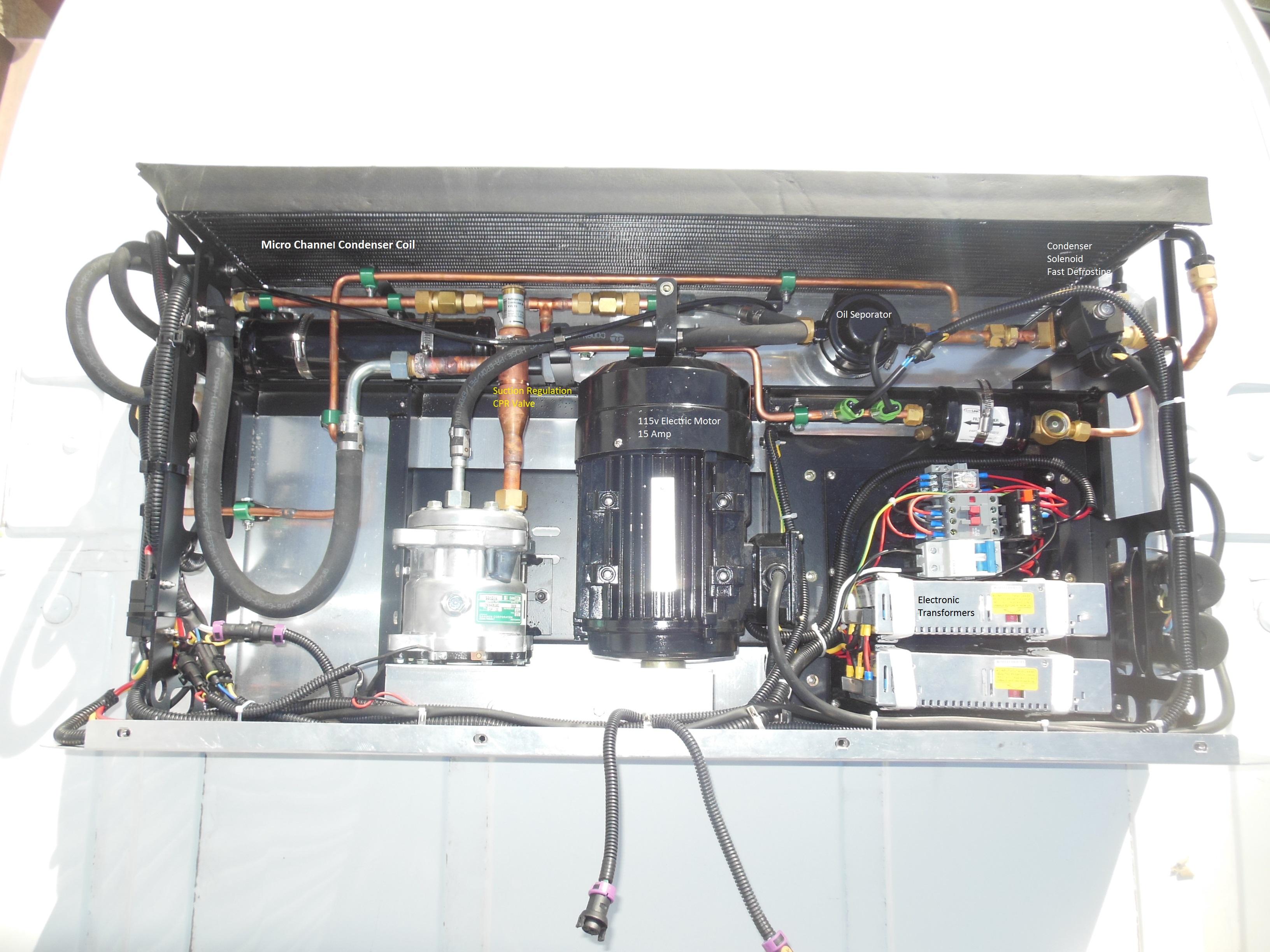 RVE Condenser Section