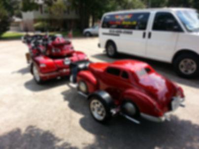 Randys Mobile Detailing Trike