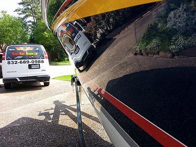 Boat Detailing www.Randysmobiledetailing.com