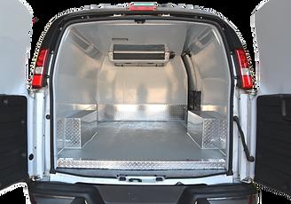 GM Reefervan - Refrigerated Van
