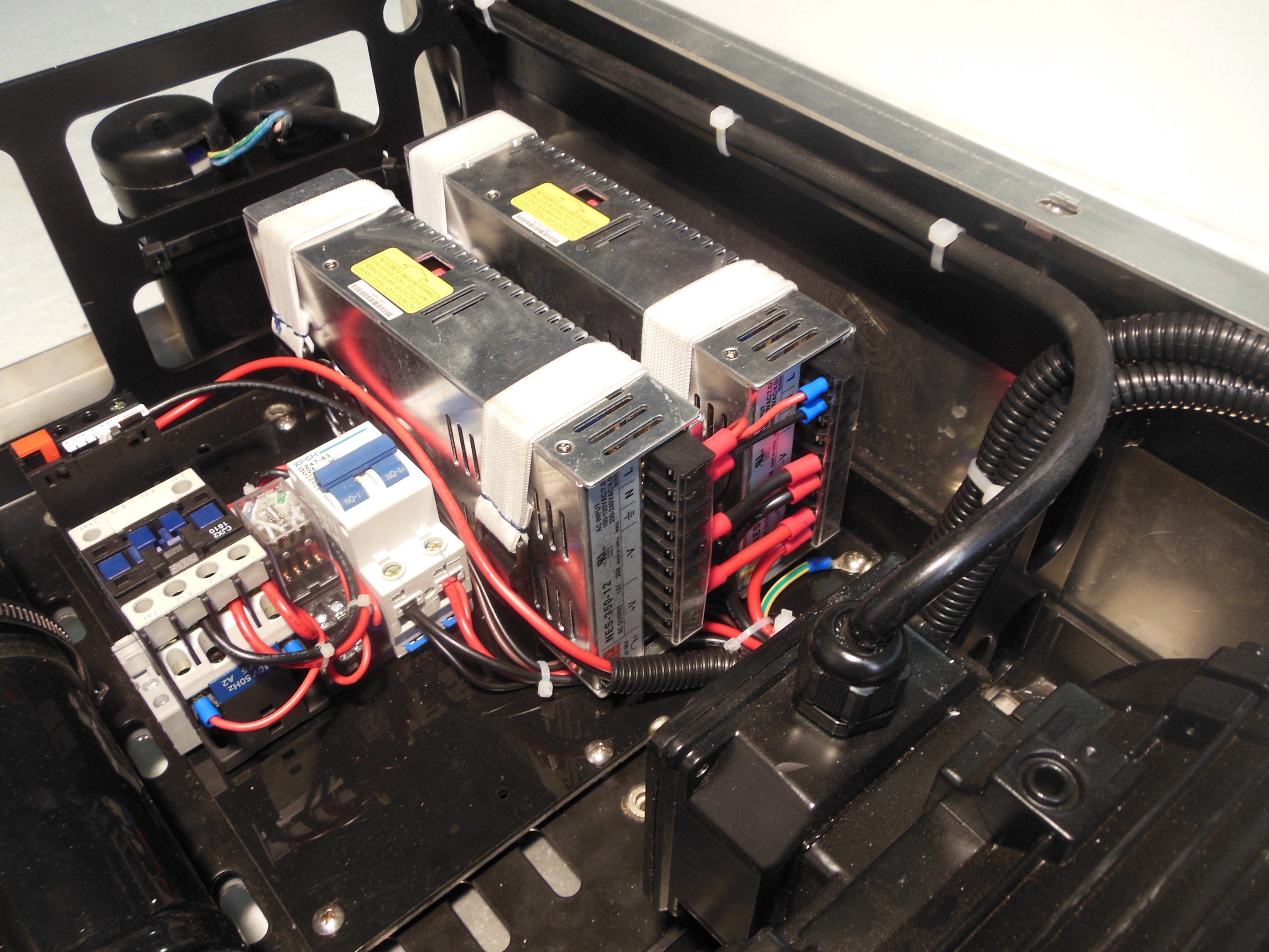 Safety Circuit Breaker and Overload