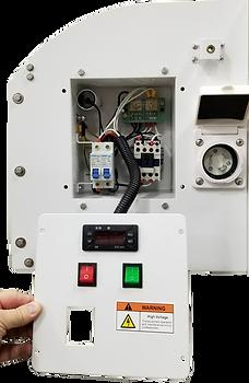Reefervan Trailer Cooler Controls