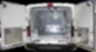 NV2500 Reefervan - Refrigerated Van