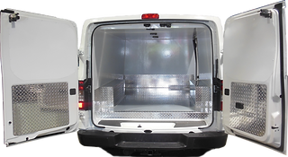 NV2500 Reefervan - Refrigerated Van