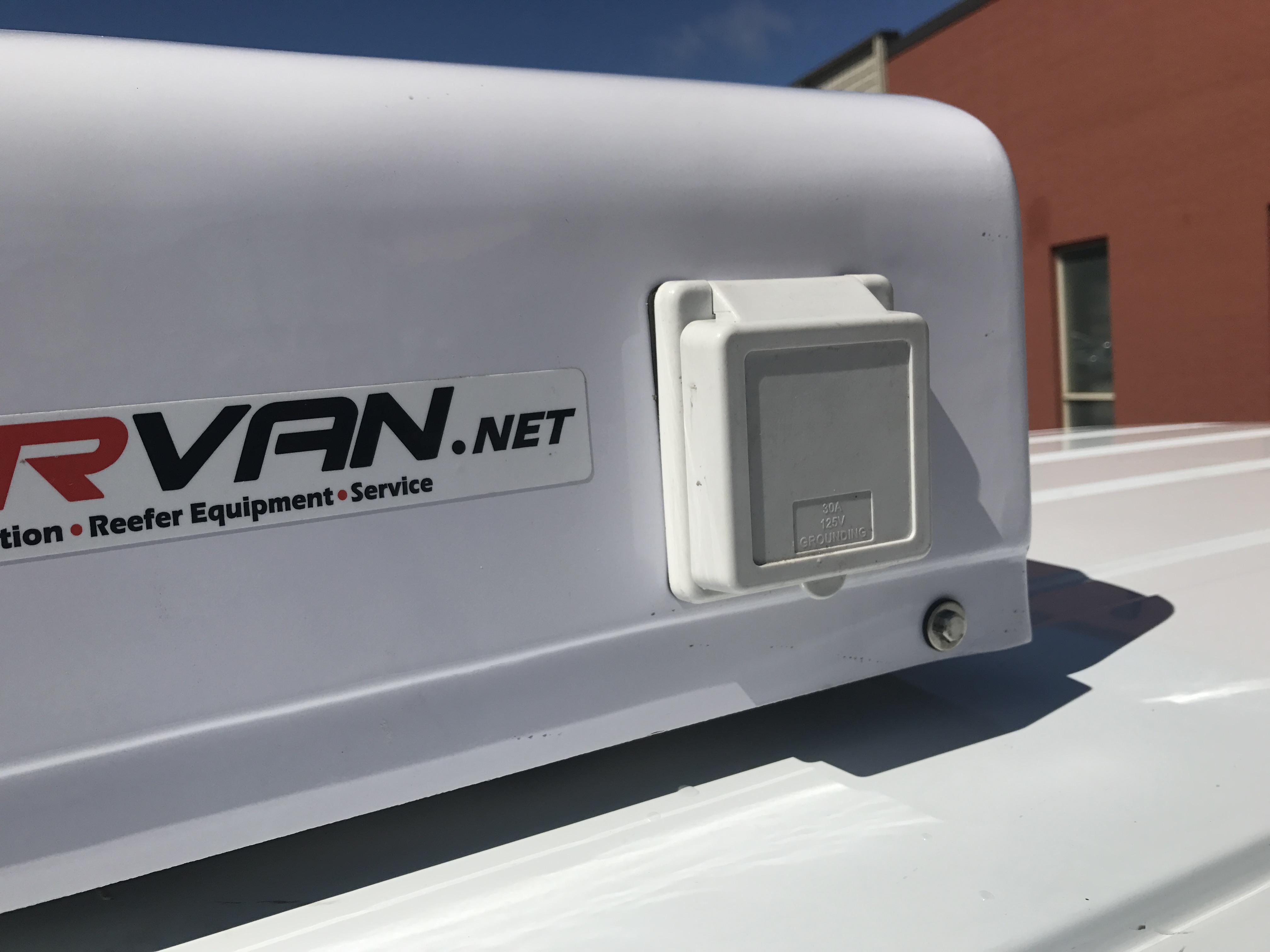 110v Appliance Inlet RV9E Side of Reefer