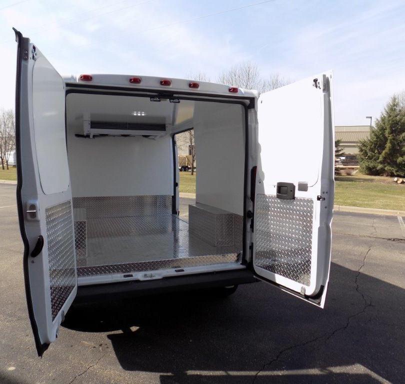 Promaster Refrigerated Van