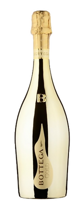 Prosecco, Bottega Gold Brut, Italy - Case of 6 x 75cl