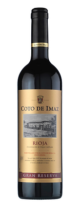 2012 Rioja Gran Reserva, Coto de Imaz - Case 6x75cl