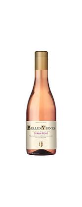 Belles Vignes, Syrah Rosé, France - Case of 48 x 18.7cl