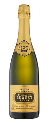Cremant de Bourgogne, Domaine Roger Luquet - Case 6x75cl