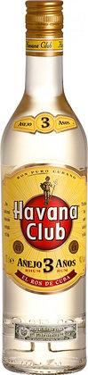 Havana Club 3 Year Old 70cl