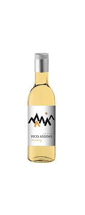 2018 Chardonnay, Pico Andino, Chile- Case of 24x18.7cl
