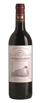 2014 Château Laroque, Grand Cru St. Emilion - Case 6x75cl